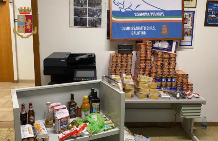 Svaligiano tre supermercati tra Galatina e Neviano. Arrestati per furto due georgiani