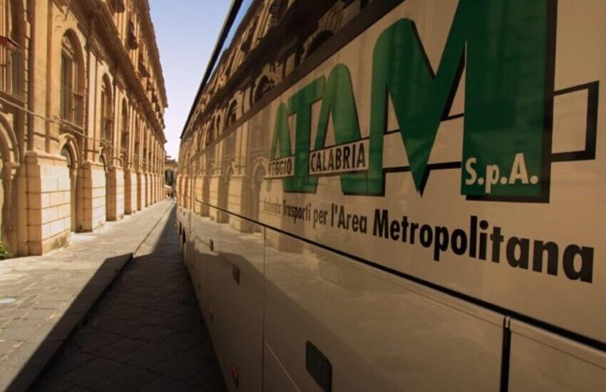 Reggio Calabria, deviazione percorso autobus su Corso Matteotti
