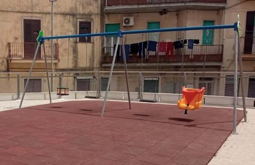 Ragusa, si inaugura bambinopoli donata dal Rotary