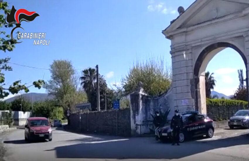 Napoli: Maxi blitz dei carabinieri