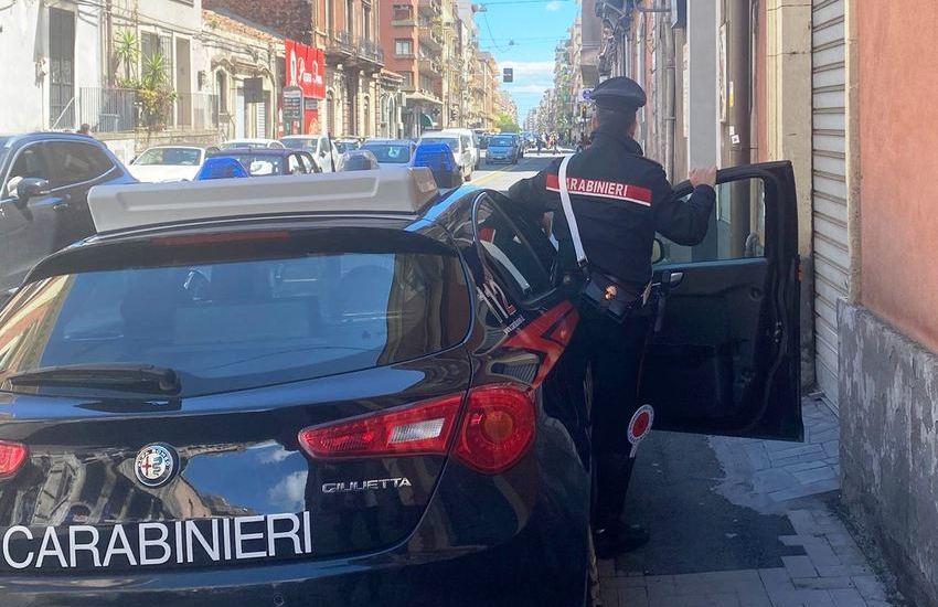 Catania, rubano un  BMW-GS 1200, arrestato un minorenne