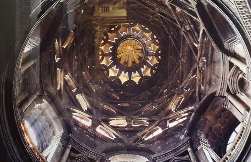 """Un nuovo reportage sui """"Restauri d'arte"""" dedicato alla Cappella della Sindone"""