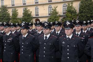 Iniziato il 140 corso formativo alla Scuola Allievi Carabinieri