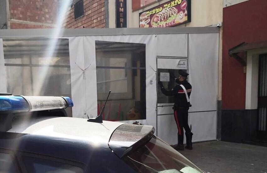 Paternò, controlli anti covid, chiuso anche un pub