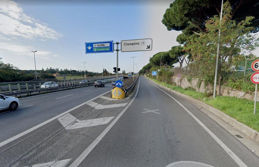 Roma, ambulanti bloccano Grande raccordo anulare