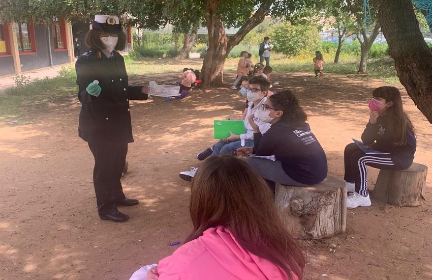 L'educazione civica spiegata ai più piccoli: continuano gli appuntamenti della Polizia Municipale nelle scuole di Vittoria
