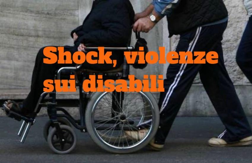 Brancaccio shock: picchiano e umiliano disabili, arrestati 3 operatori di un centro