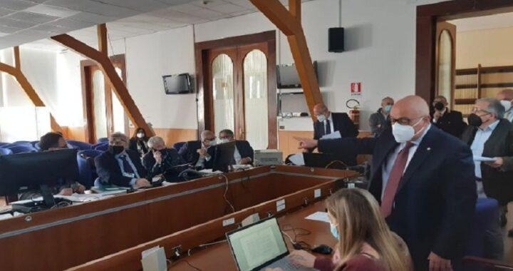 Difesa civile, esercitazione pilota a Salerno