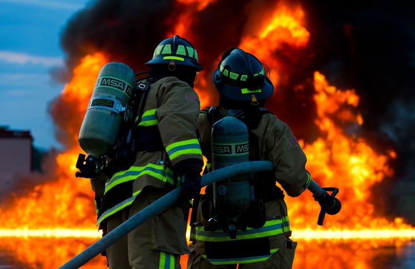 Mazara del Vallo – Incendio distrugge archivio comunale