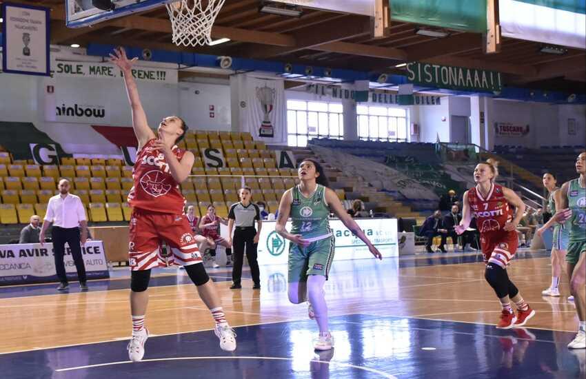 La Passalacqua batte l'Empoli e vola in semifinale