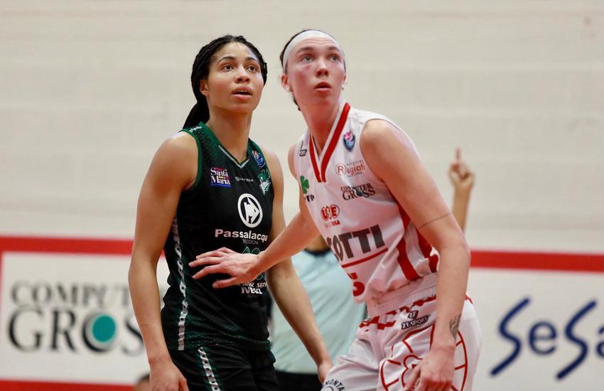 Basket, la Passalacqua vince a Empoli e si porta sull'1-0