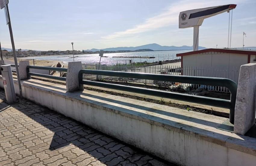 Minturno, il sindaco Stefanelli chiede consiglio ai cittadini sui lavori al lungomare