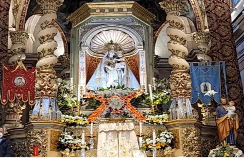 Chiaramonte, proseguono i festeggiamenti in onore di Maria Santissima di Gulfi