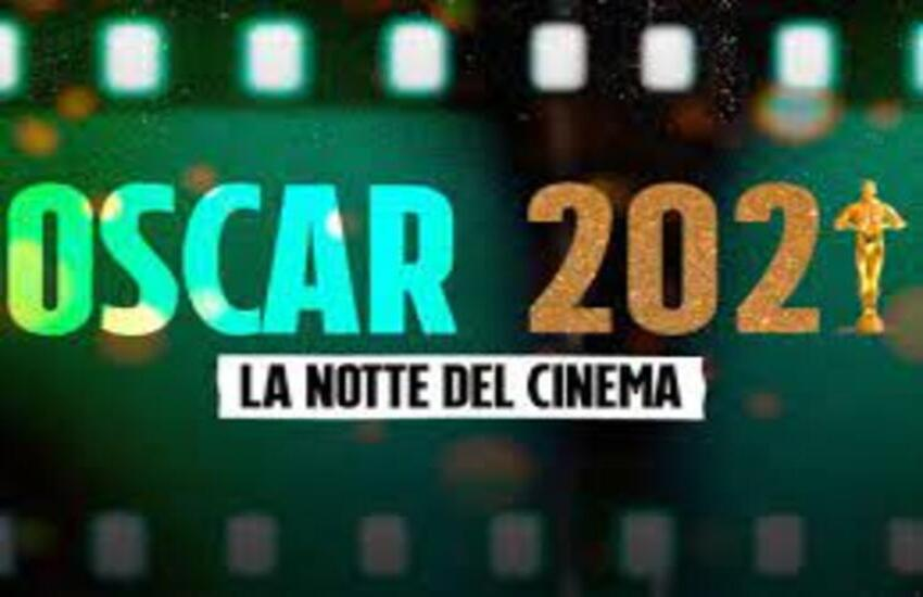 """Arriva in diretta su Sky """"La notte degli Oscar® 2021"""""""