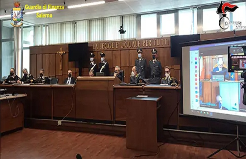La mafia sull'oro nero, maxi operazione di Guardia di Finanza e Carabinieri
