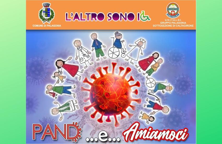 """Palagonia, progetto """"pand..e..amiamoci"""" della Unitalsi, esprimere un vissuto emozionale durante la pandemia"""