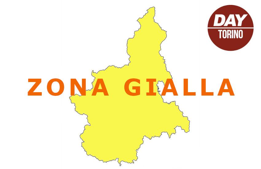 Piemonte in zona gialla dal 26 aprile: ecco cosa cambia