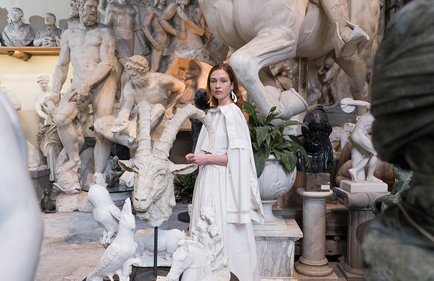 Moda e spazi urbani, 20 luoghi di Firenze e Prato nel video Human Poetics