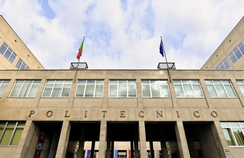Politecnico di Torino: dal 21 aprile Open Days virtuali