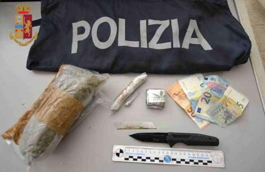 Operazione antidroga a Ragusa e provincia