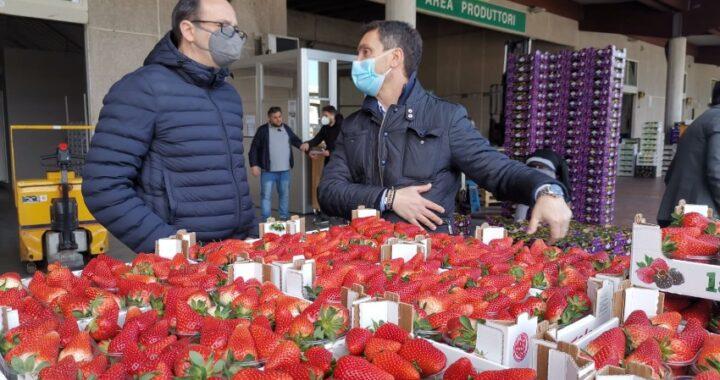 Fondi, il presidente nazionale della Federazione Italiana Cuochi in visita al Mof