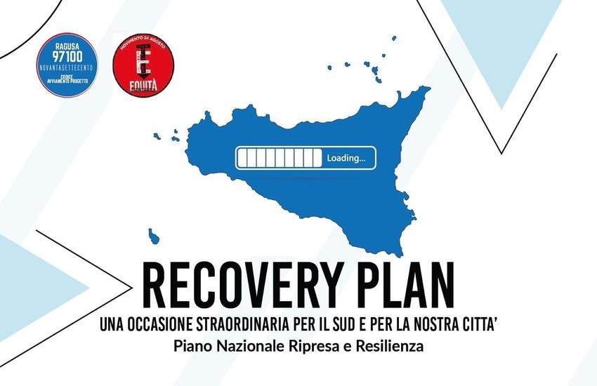 Recovery Plan, oggi evento Facebook con Pino Aprile