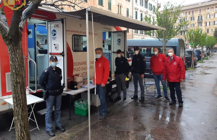 """Prati, campagna di donazione sangue a cura dell'Associazione Donatori Sangue """"La Rete di Tutti"""""""