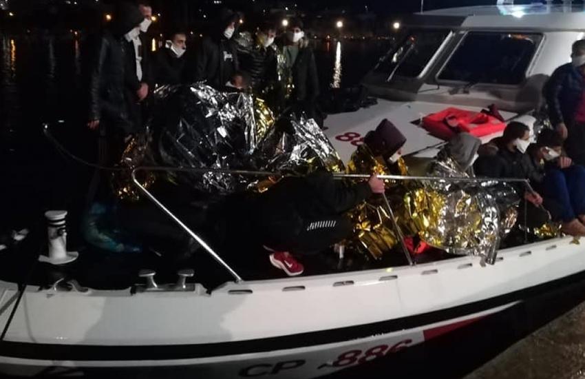 Reggio Calabria, sbarcati 51 migranti nella notte: c'è anche una bambina di pochi mesi