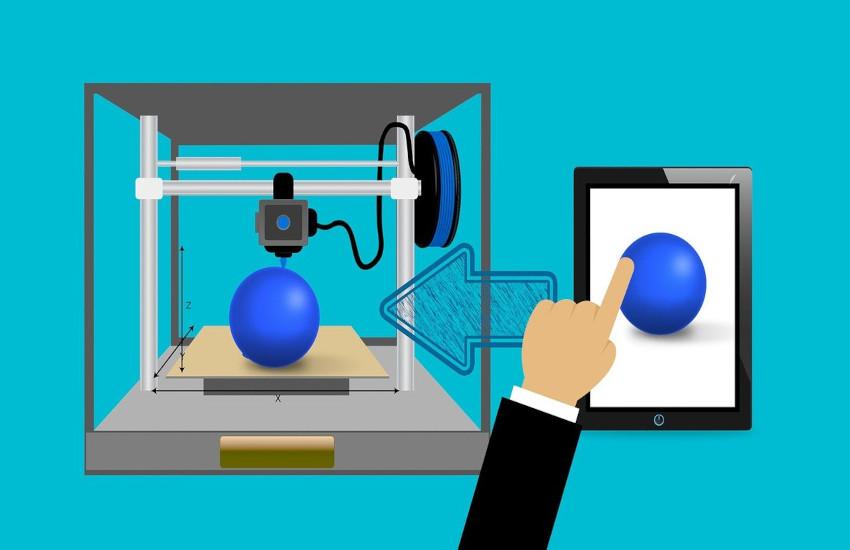 Nuova frontiera per la stampa 3D: idrogel, materiali che si riparano da soli