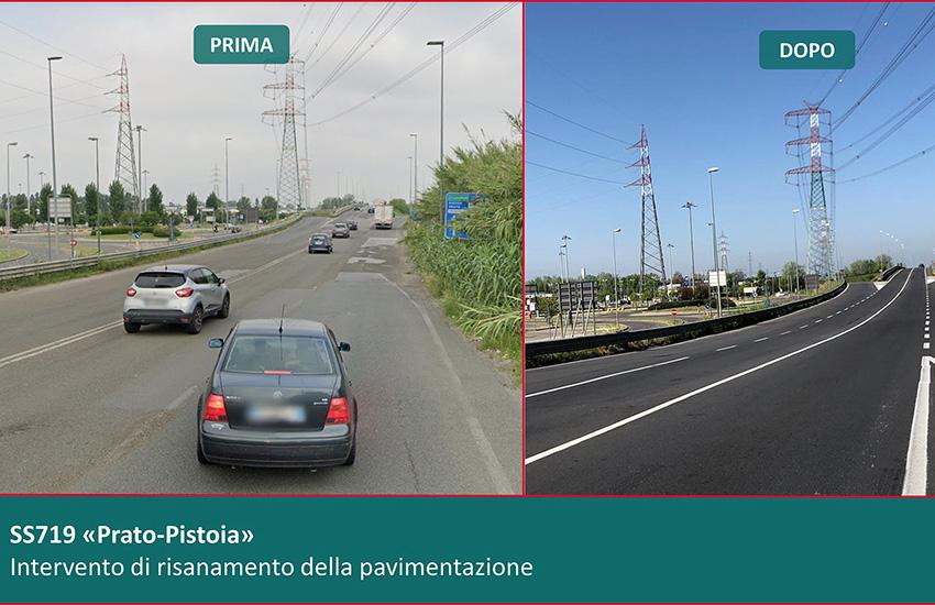 All'Anas 573 km di strade regionali: che cambia in Toscana