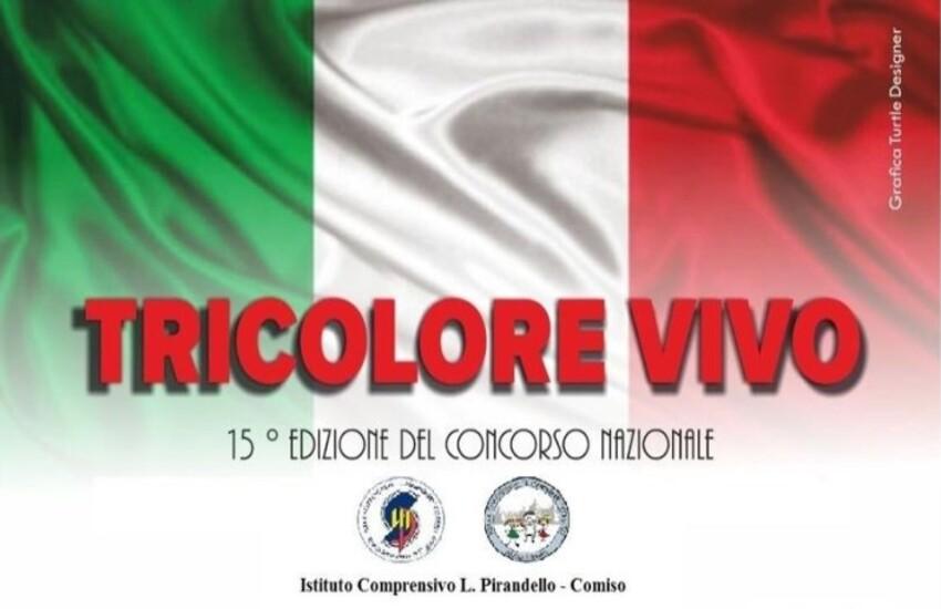 """Comiso, concorso """"Tricolore Vivo"""" con tutte le scuole"""