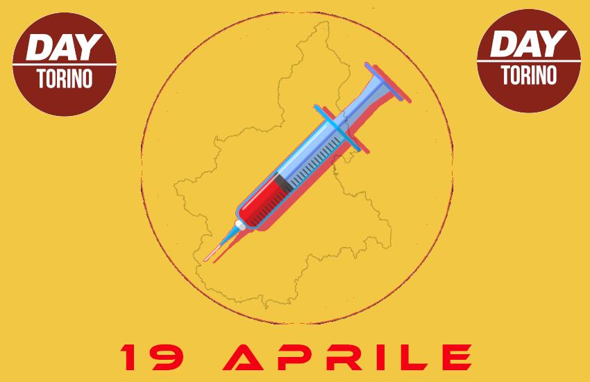 Piemonte, arrivate 28.900 dosi di vaccino Moderna