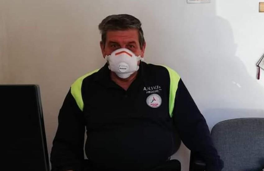 Morto Vani Chester, presidente della protezione civile di Prossedi