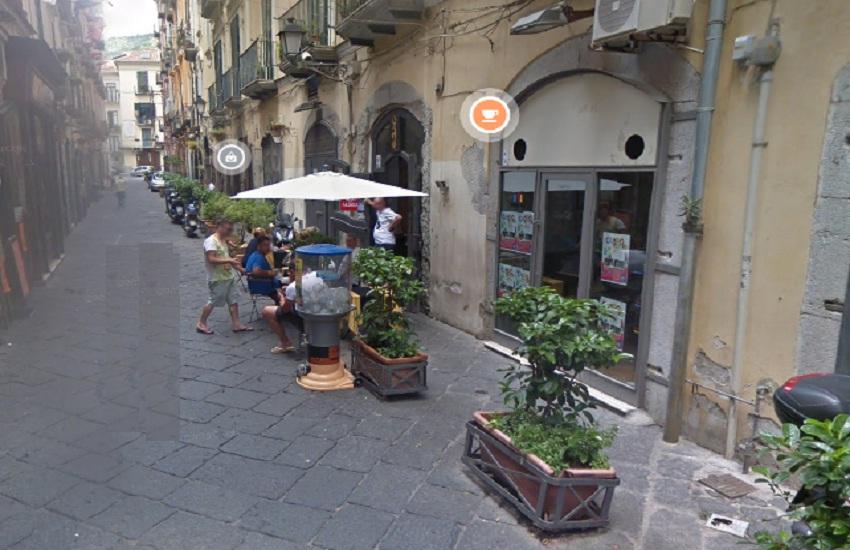 Pasquetta d'azzardo nel centro storico di Salerno, denunciato un 33enne