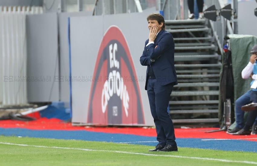 Inter: Conte, 'Futuro? Dio vede e provvede…'