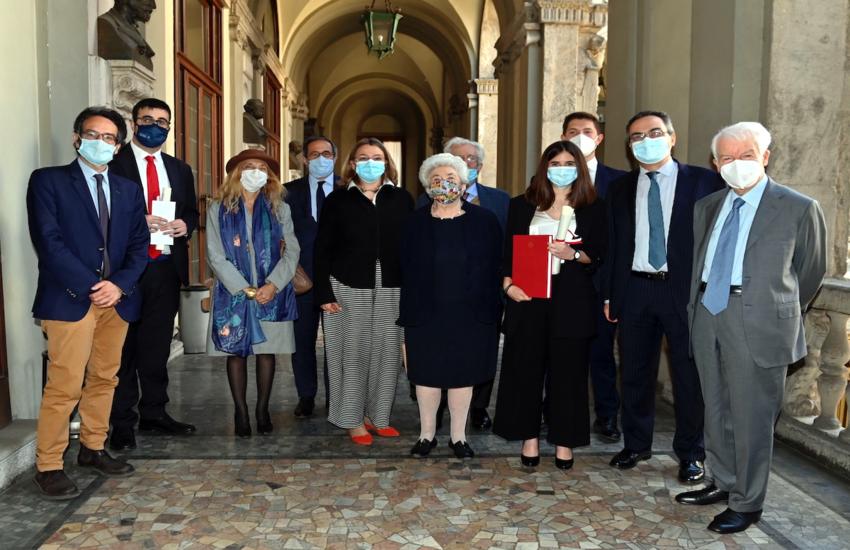 Milano: Consegnati i premi di laurea in memoria di Giorgio Ambrosoli