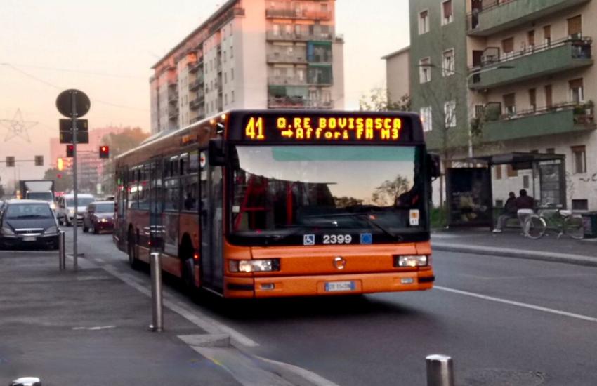Milano: Linee bus 35 e 41, dal 10 maggio migliora il servizio