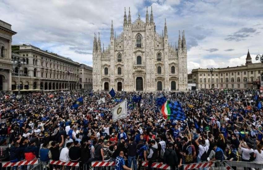Inter: Assembramenti, scontro social tra Salvini e sindaco Sala