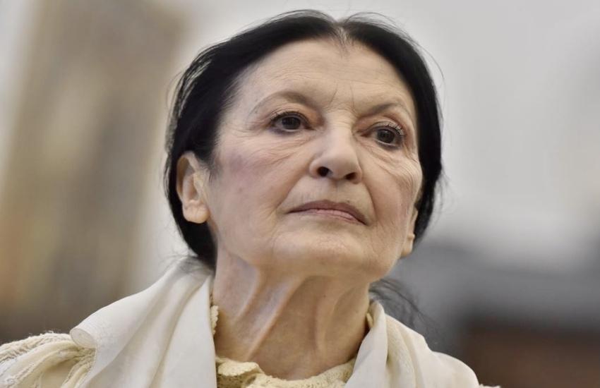 Milano: Ultimo saluto a Carla Fracci