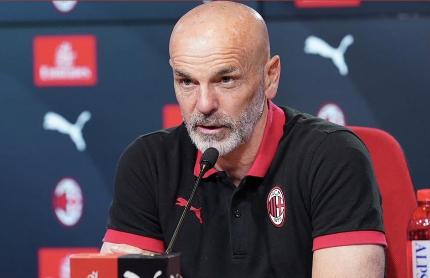 Milan: Pioli, 'Con la Juventus può essere la gara della svolta'