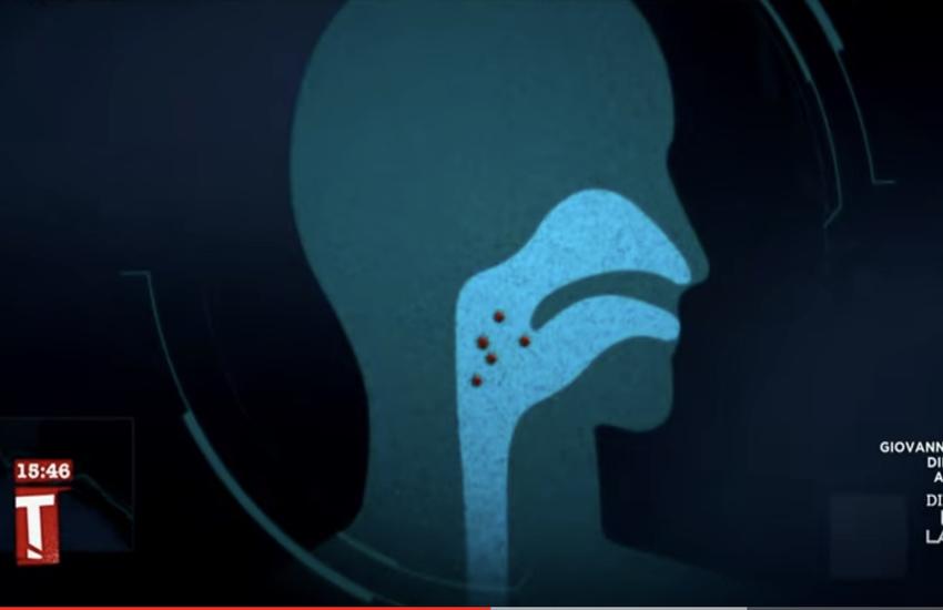 La7: Spray nasale anti covid, come funziona – Video