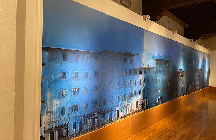 """Apre al pubblico la mostra """"Tracce di memoria"""" di Mario Madiai"""