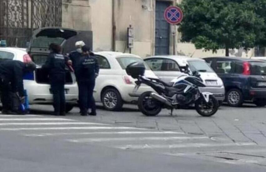 Catania, controlli e sanzioni per infrazioni. Nel 1° trimestre 28 mila verbali