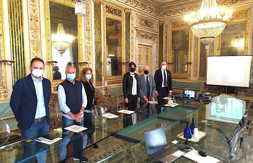 Gli Assessori ed i tecnici di Firenze, Livorno, Lucca e Pisa riuniti per il Piano Urbano della Mobilità Sostenibile