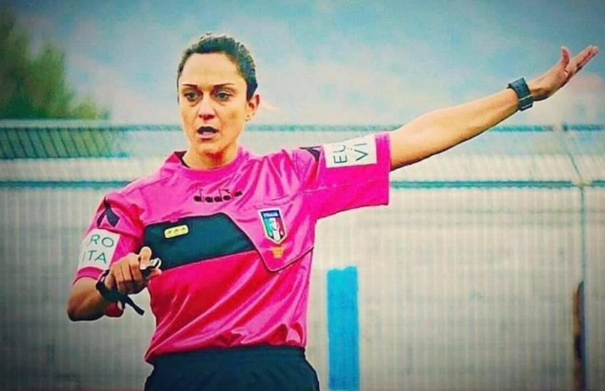 Calcio: Evento storico in Italia, primo arbitro donna in Serie B