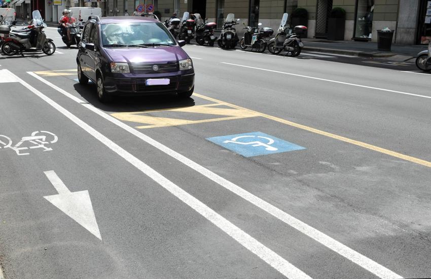 Milano: Pass sosta disabili, dal 17 maggio si potrà chiedere anche on-line