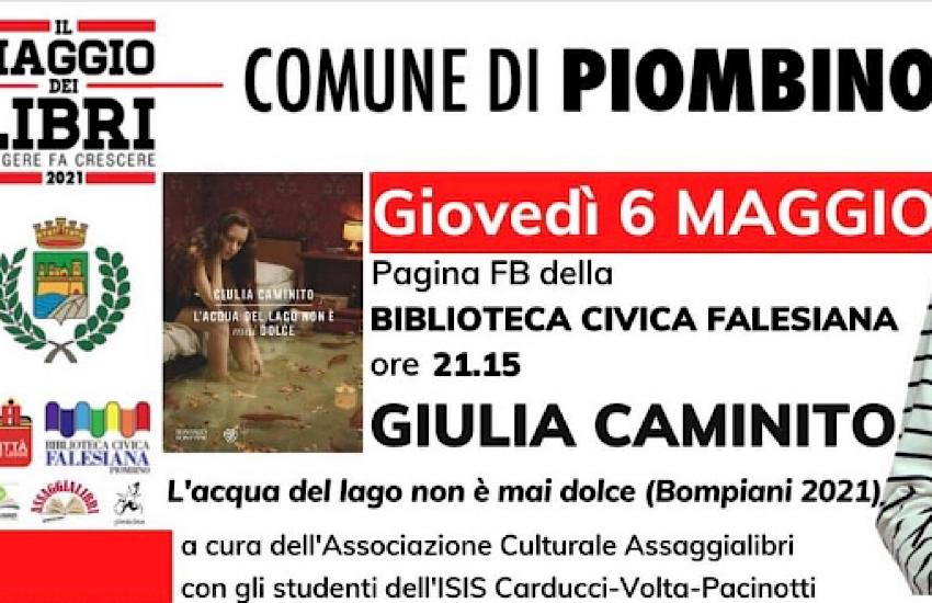 Sarà la candidata al Premio Strega Giulia Caminito ad aprire l'undicesima edizione del Maggio dei Libri