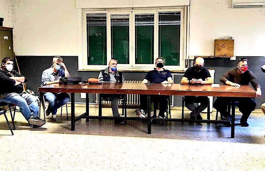 MARTEDÌ 18 MAGGIO ORE 10.30 INIZIATIVA PUBBLICA SOTTO IL COMUNE DI PIOMBINO