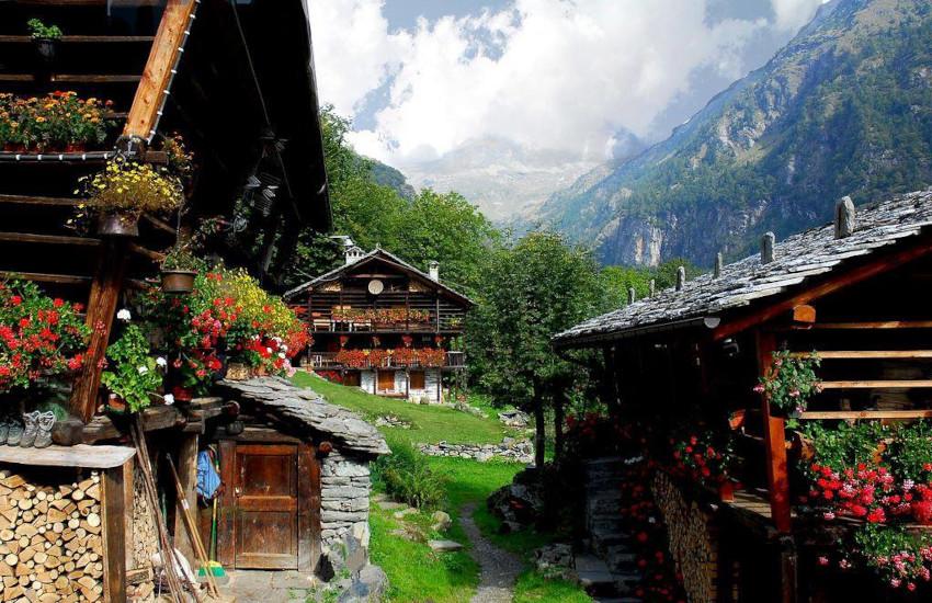 Turismo: 7 Borghi piemontesi tra i migliori per rapporto tra offerta culturale e impatto ambientale