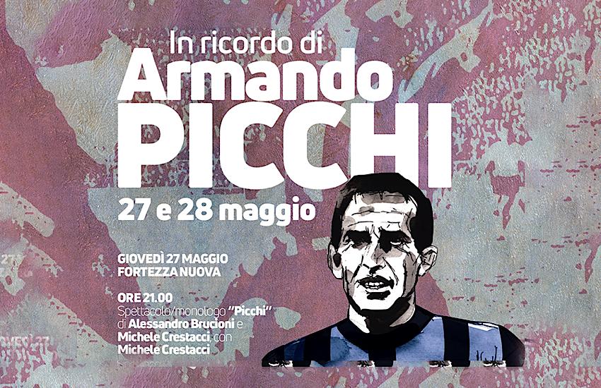 In ricordo di Armando Picchi